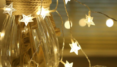 Why are Christmas lights so popular?