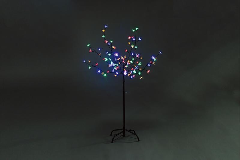 1.2M Multi Colour LED Cherry Trees