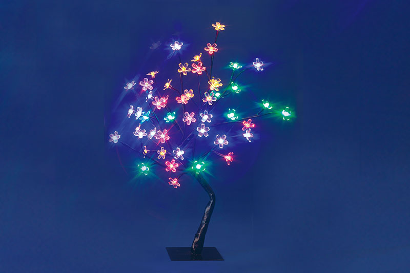 45cm Multi Colour Bonsai Tree