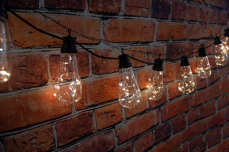 Copper Wire LED Party  Ball  Lights