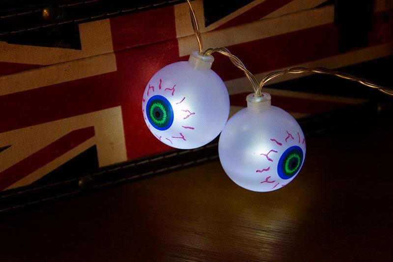 Halloween BO Eyeball LED lights