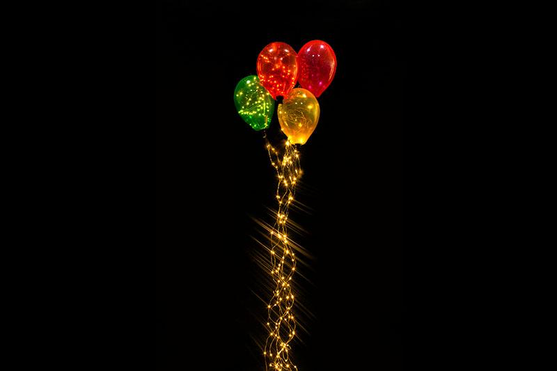 Micro Balloon Lights