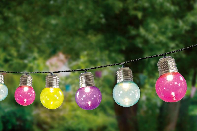 Multi Colour LED Ball