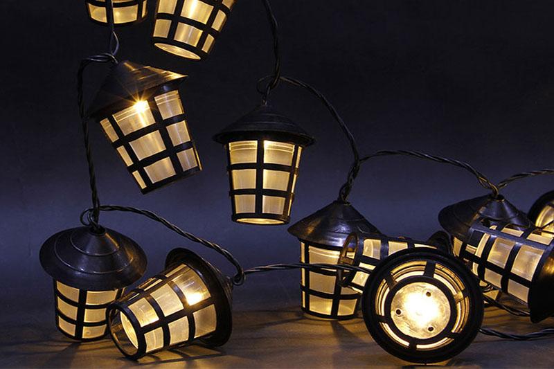 LED LANTER LIGHTS
