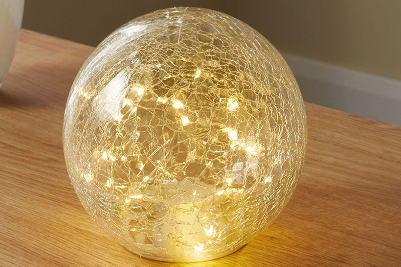 B/O 30 LED GLASS BALL