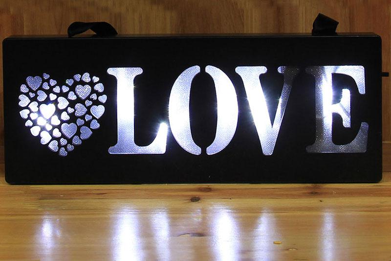 B/O LED BOX LIGHT