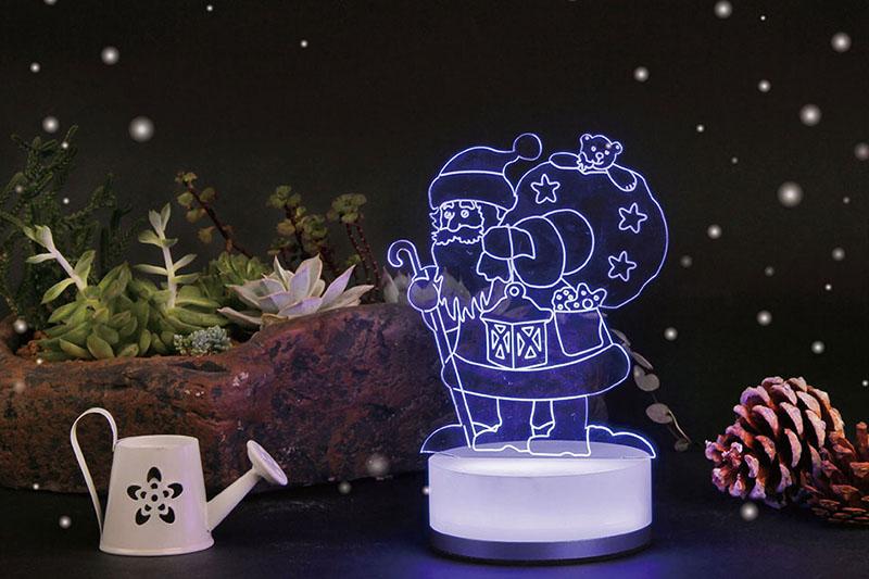 BO LED ACRYLIC MOLDED LIGHT
