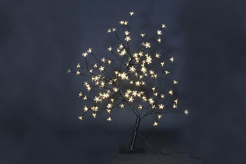64 WARM WHITE LED BLOSSOM TREE